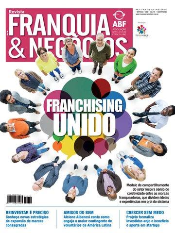 f92a0491230 Revista Franquia   Negócios ABF nº 70 by Editora Lamonica Conectada ...