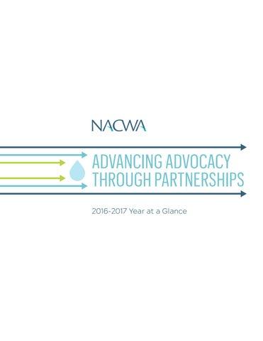2016 2017 year at a glance by nacwa issuu