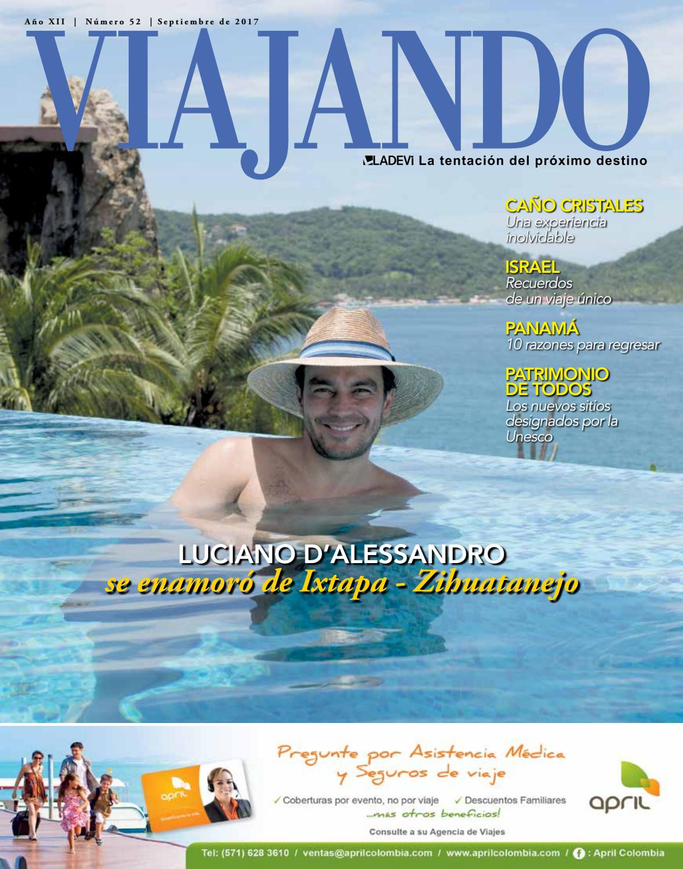 Viajando Colombia Nº 52 by Ladevi Media   Solutions - issuu c97433e1ed
