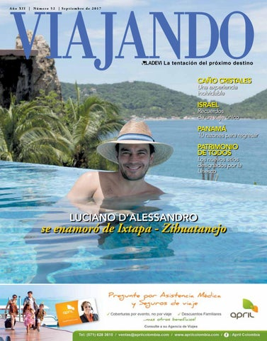 2bd143d84c0 Viajando Colombia Nº 52 by Ladevi Media & Solutions - issuu