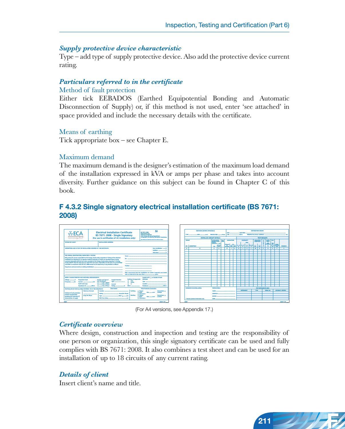 17th Edition Iee Wiring Regulations By Kanaga Gnana