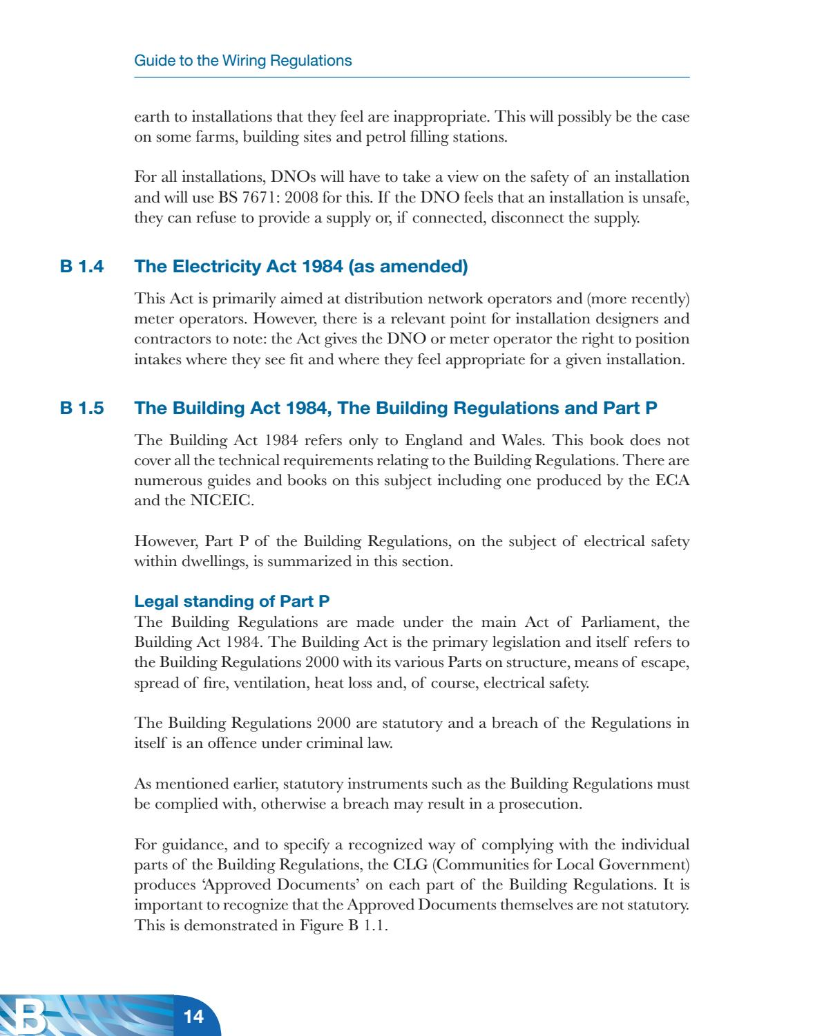 17th edition IEE wiring regulations by Kanaga Gnana - issuu on