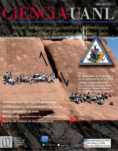 Ciencia Uanl 19 82 By Rodrigo Soto Moreno Issuu