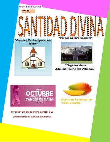 Revista Derecho Canonicosantidad Divina By Stephanie