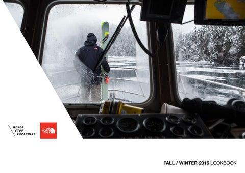 Tnf fw16 press teaser lookbook en by zuzupopo.snow - issuu 14b3c15a957