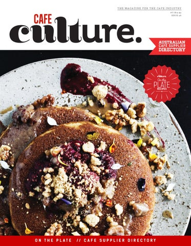 Cafe Culture Issue 46 By Cafe Culture Issuu
