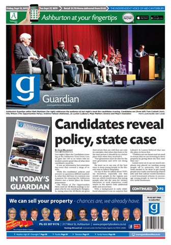 76b2e01441c Ag 15 september 2017 by Ashburton Guardian - issuu