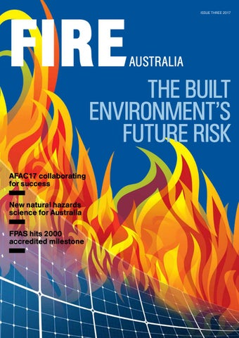 Fire australia summer 2014 15 by afac issuu issue three 2017 fandeluxe Choice Image