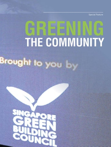 Page 27 of Greening the Community