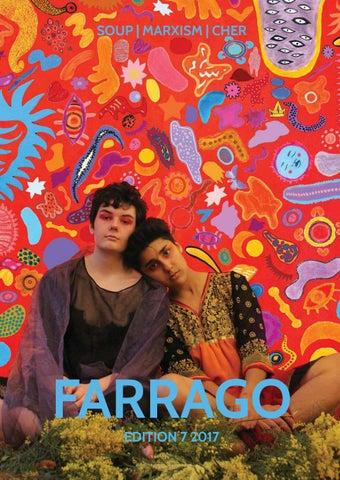 2017 Edition 7 By Farrago Magazine Issuu