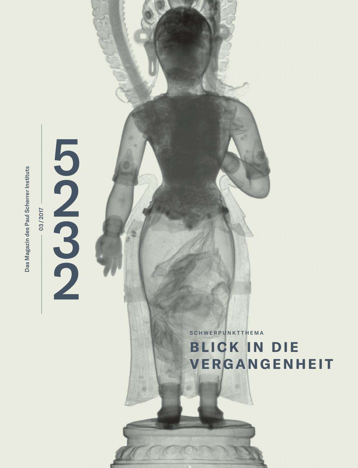 5232 – das Magazin des Paul Scherrer Instituts (Ausgabe 3/2017) by ...