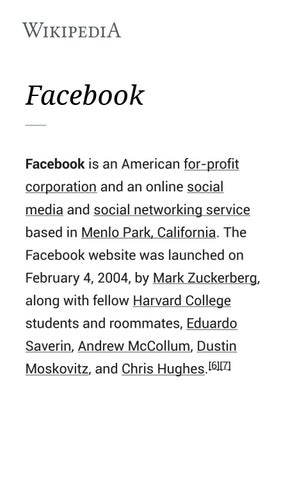Facebook by I love reading - issuu