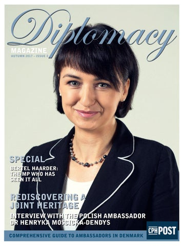 Diplomacy, Issue 2: CPH POST Supplement, Autumn 2017 by The