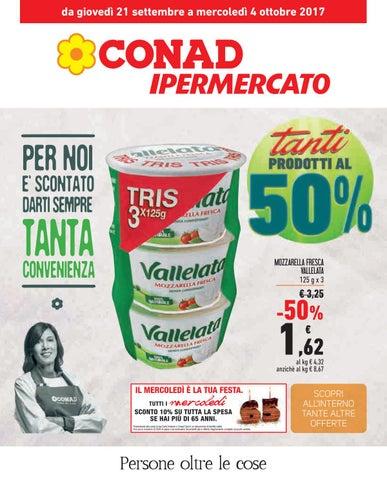 Porta Tv Meliconi Angolare.Volantino Offerte Conad Ipermercato Di Torino Dal 21 Settembre Al