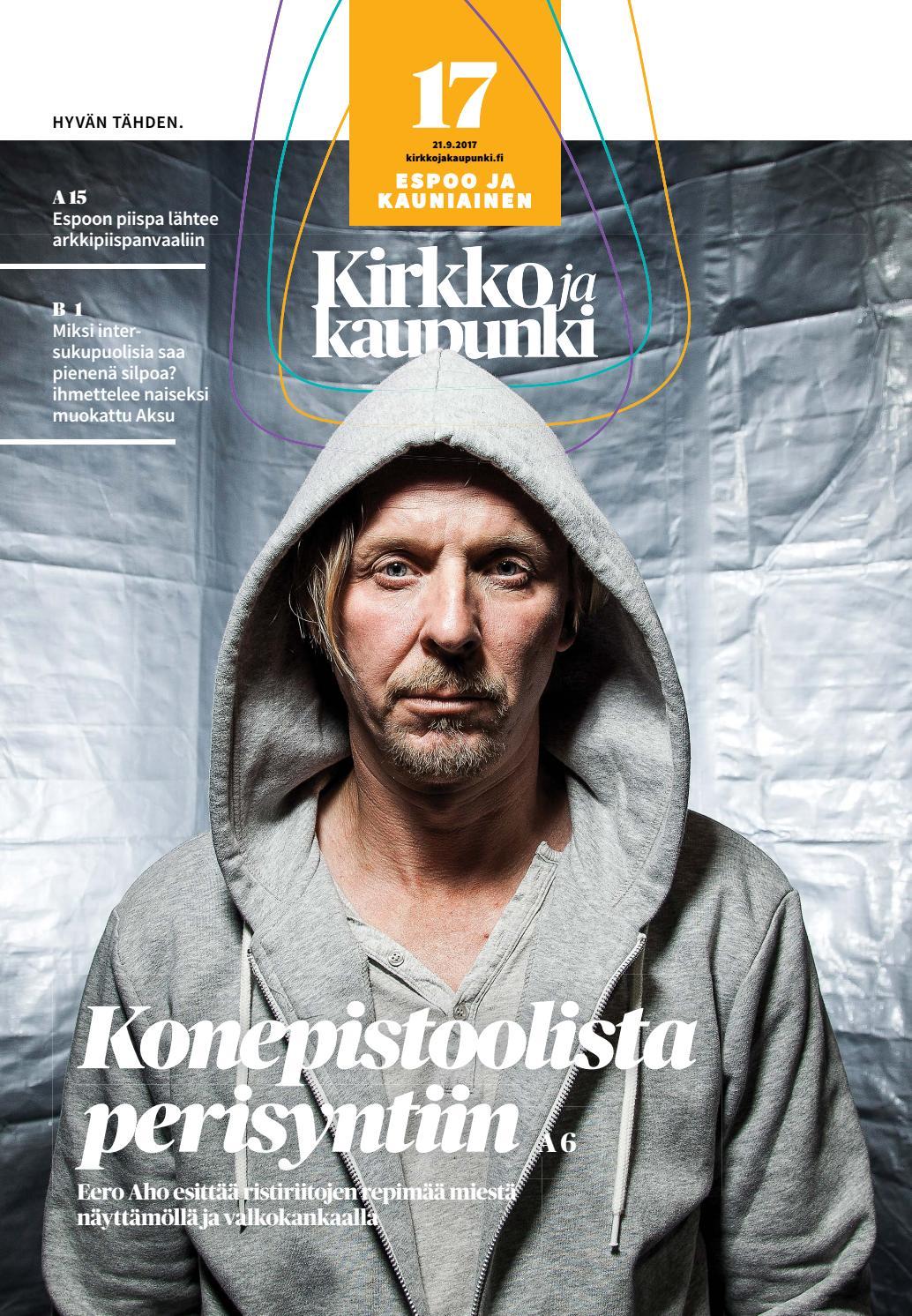 Kirkko ja kaupunki 2017 17 espoo by Kirkko ja kaupunki - Issuu