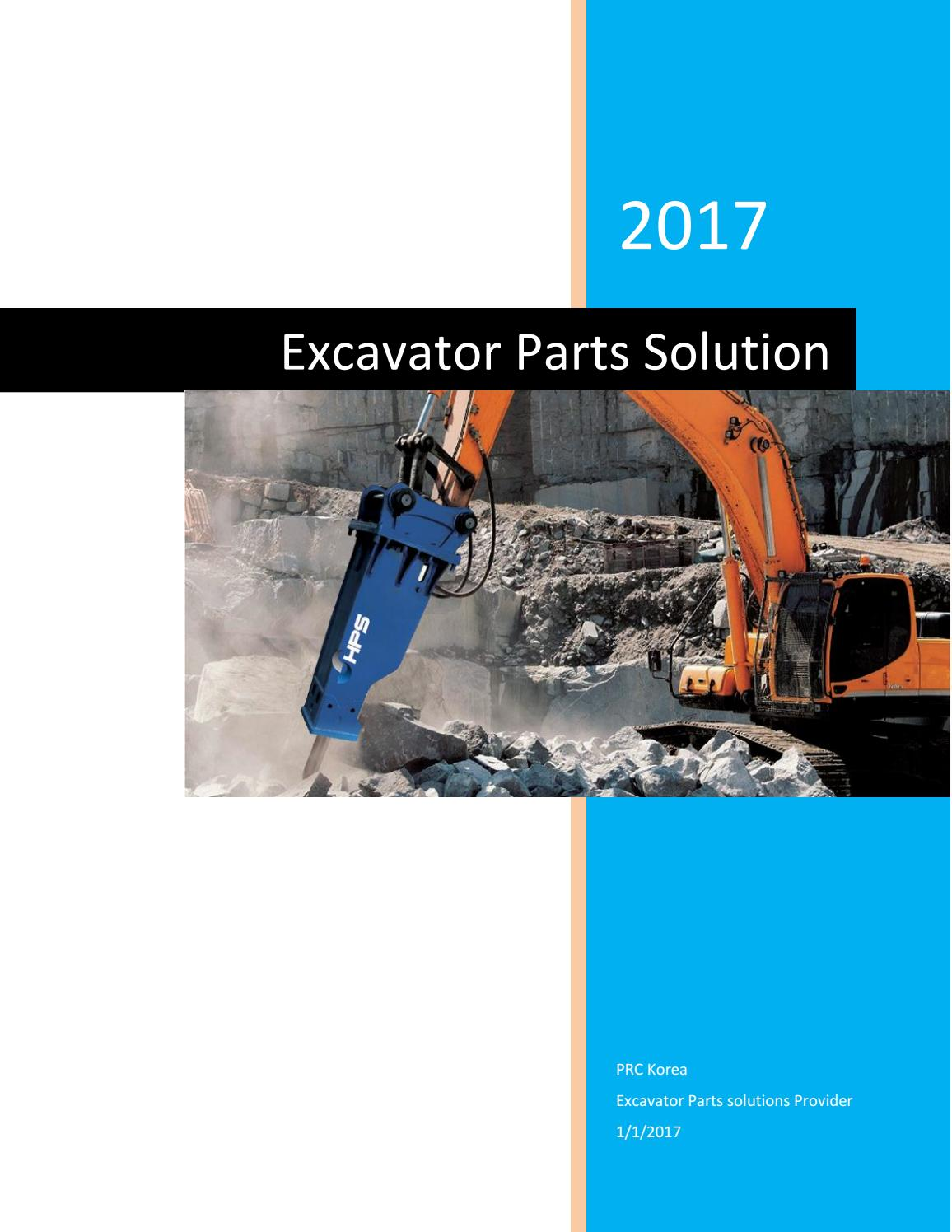 Get an instant solution for heavy parts and simplify hard ground works with  prc by PRC korea - issuu