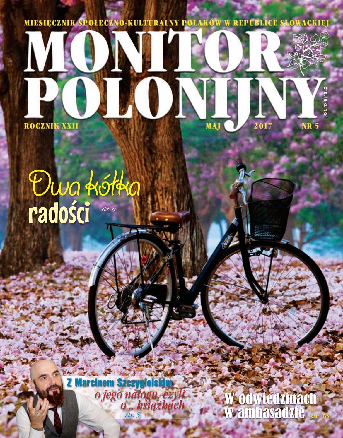 0ad62581 Monitor Polonijny 2017/5 by Monitor Polonijny - issuu