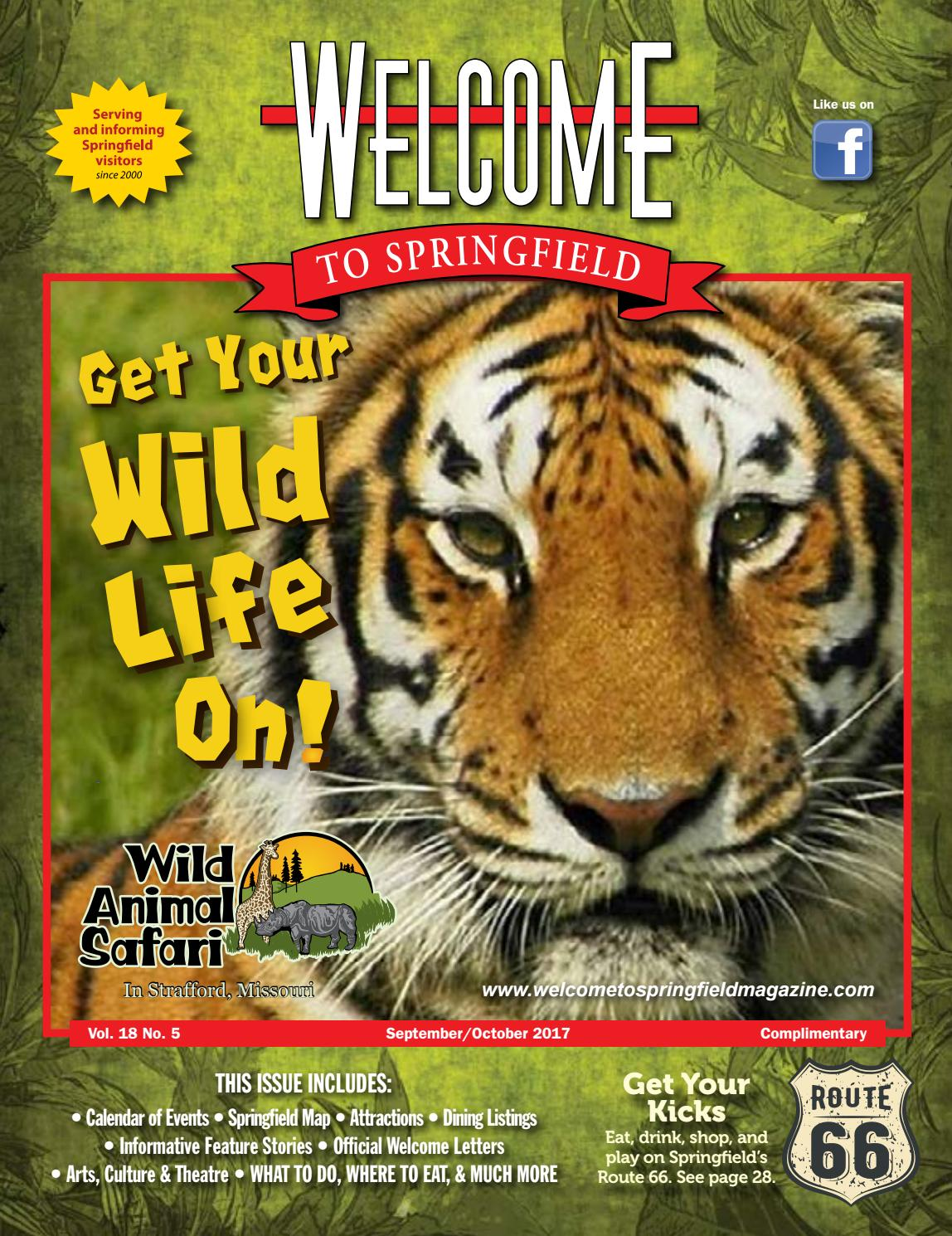 Welcome to Springfield Magazine - September & October, 2017 by ...