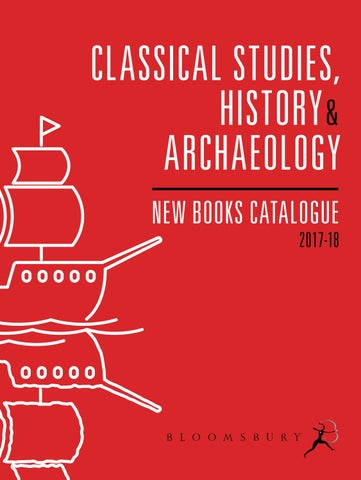 Classical Studies History Archaeology Catalogue 2017 18 By