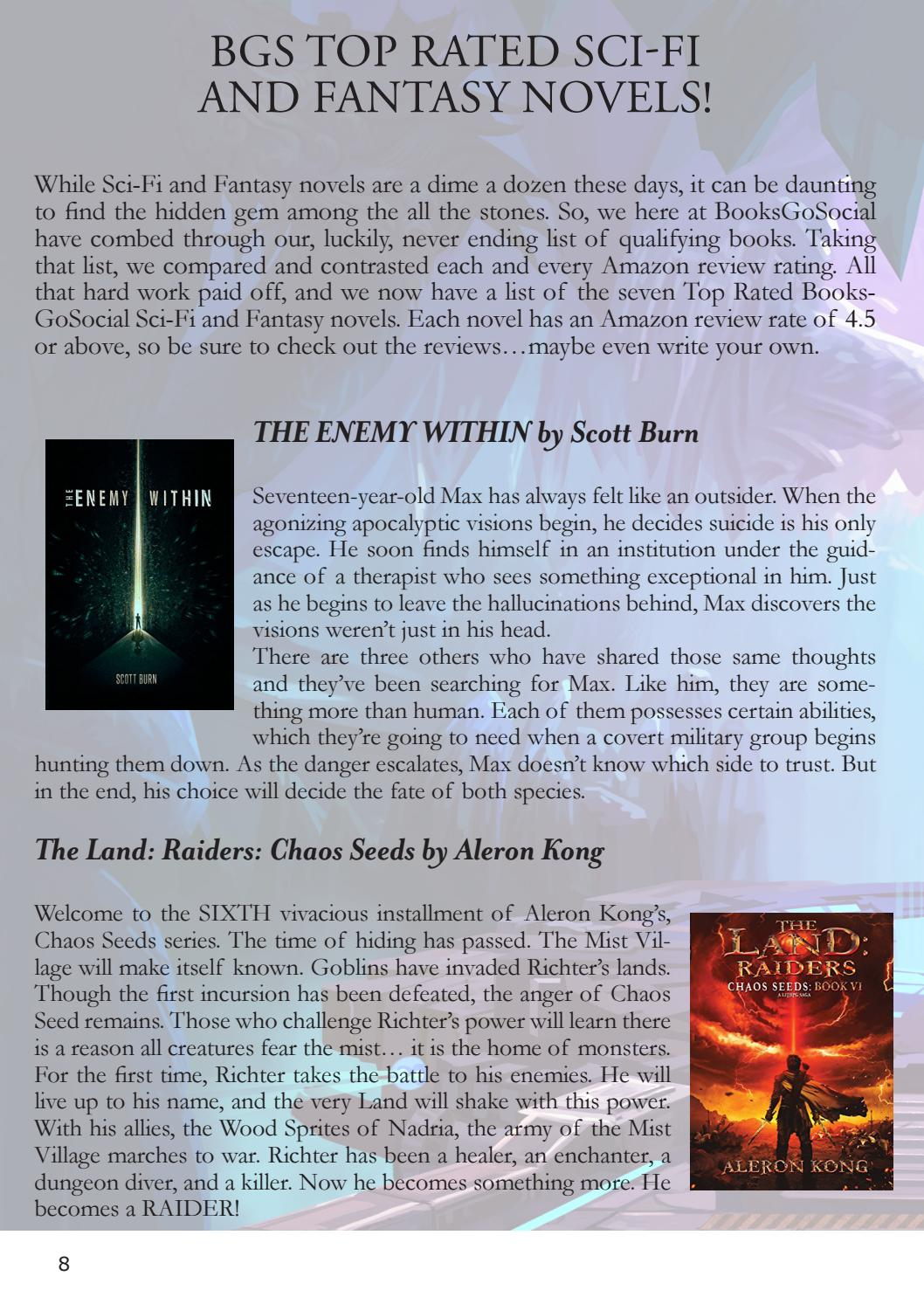 Your Secret Library - SciFi & Fantasy