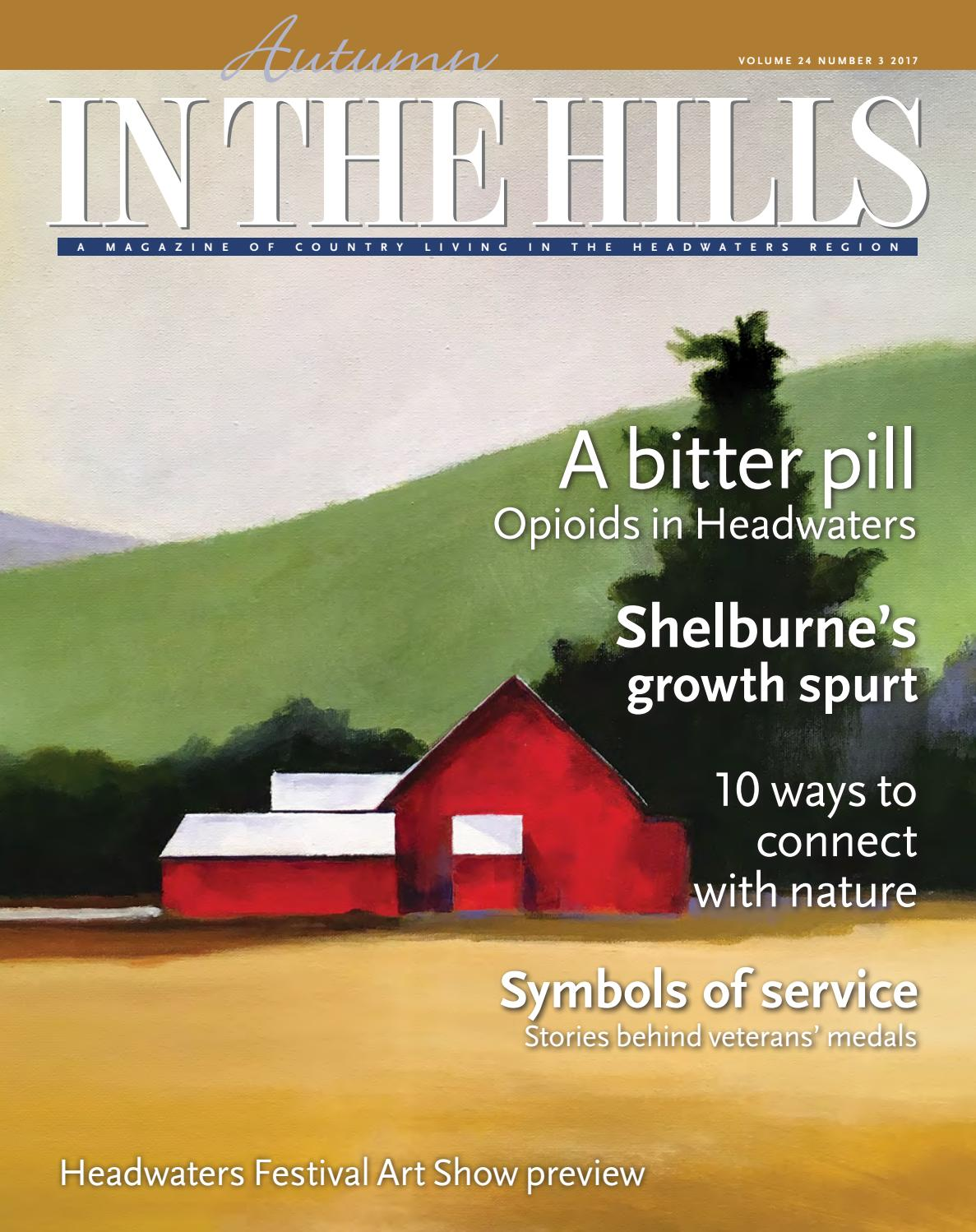 8ec6cef9e5 Autumn In The Hills 2017 by In The Hills Magazine - issuu