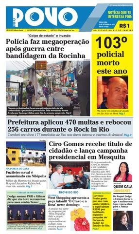 42334a0b6 Jornal Povo 19 09 2017 by Jornal Povo - issuu