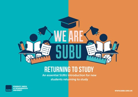 Return To Study Guide By Students Union Bournemouth University