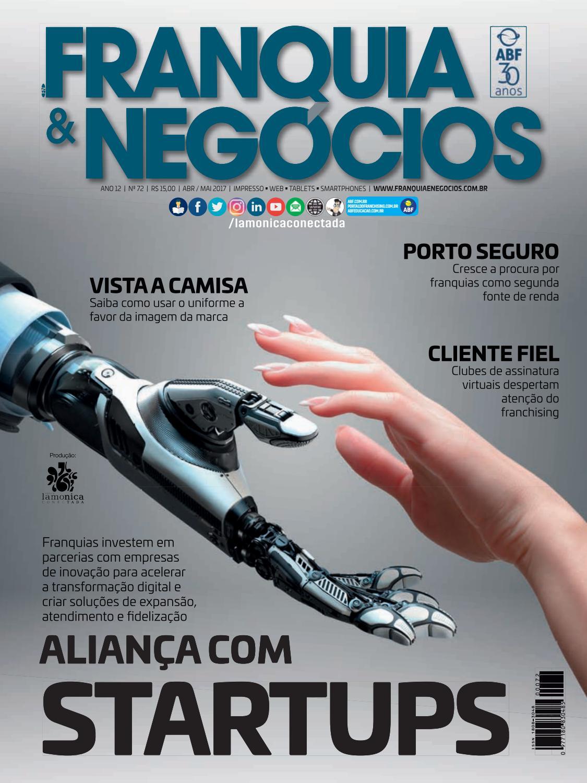 Revista Franquia   Negócios ABF nº 72 by Editora Lamonica Conectada - issuu f9316a98f7
