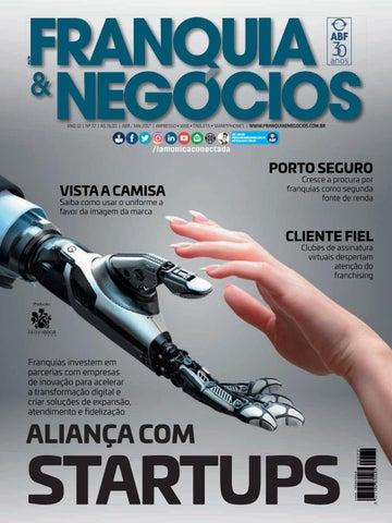 1ea236b07 Revista Franquia & Negócios ABF nº 59 by Editora Lamonica Conectada ...