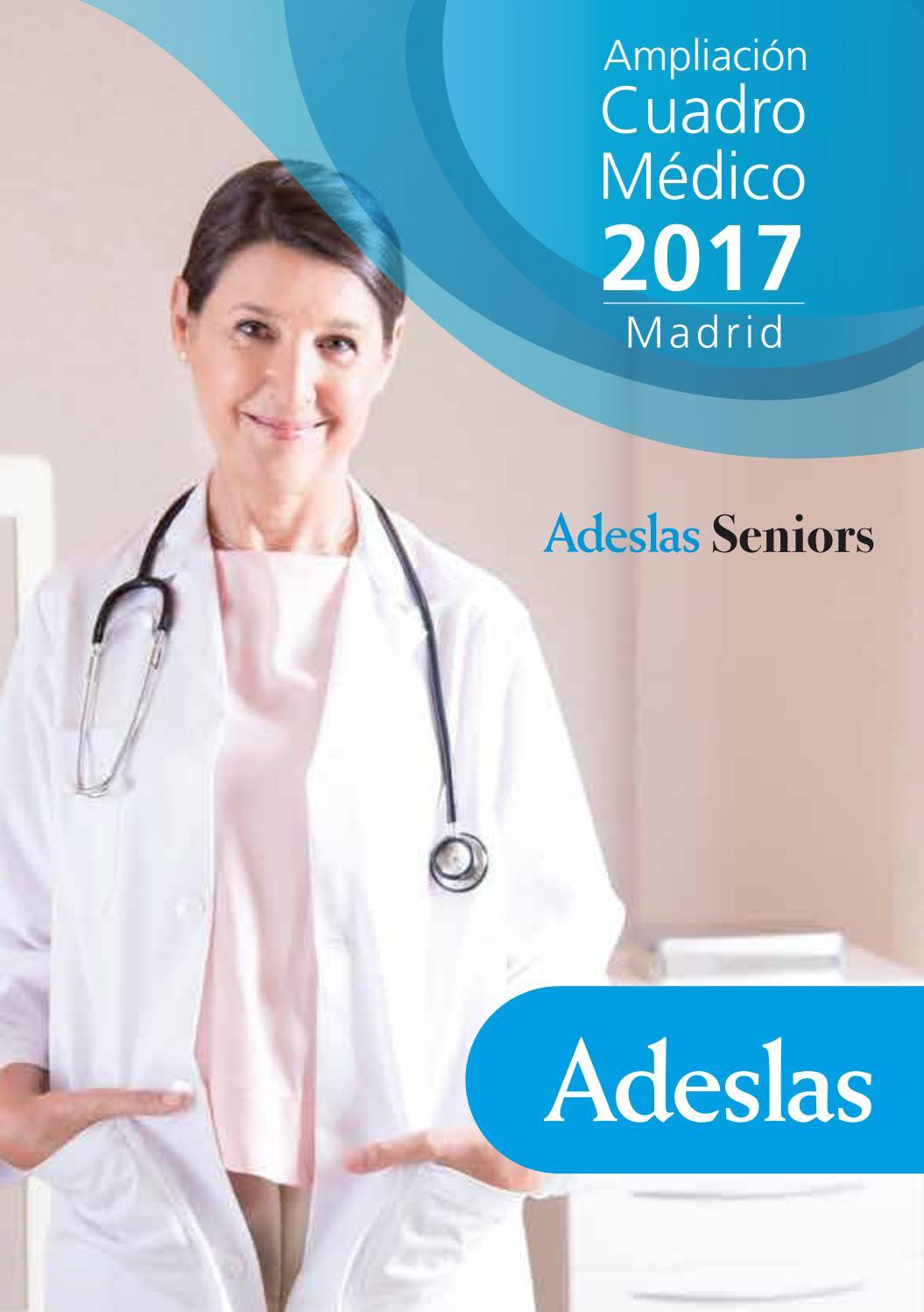 Ampliaci n adeslas seniors by seguros torrelodones issuu - Oficinas de adeslas en madrid ...