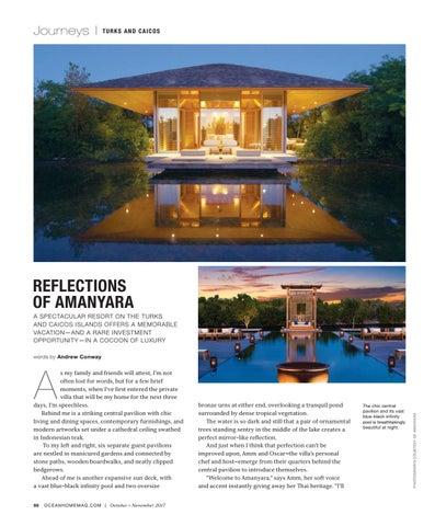 Page 104 of Reflections of Amanyara