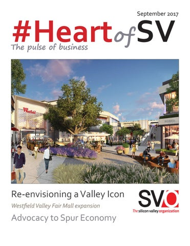 1a86f196910  HeartofSV September 2017 Issue. The  HeartofSV is the quarterly eMagazine