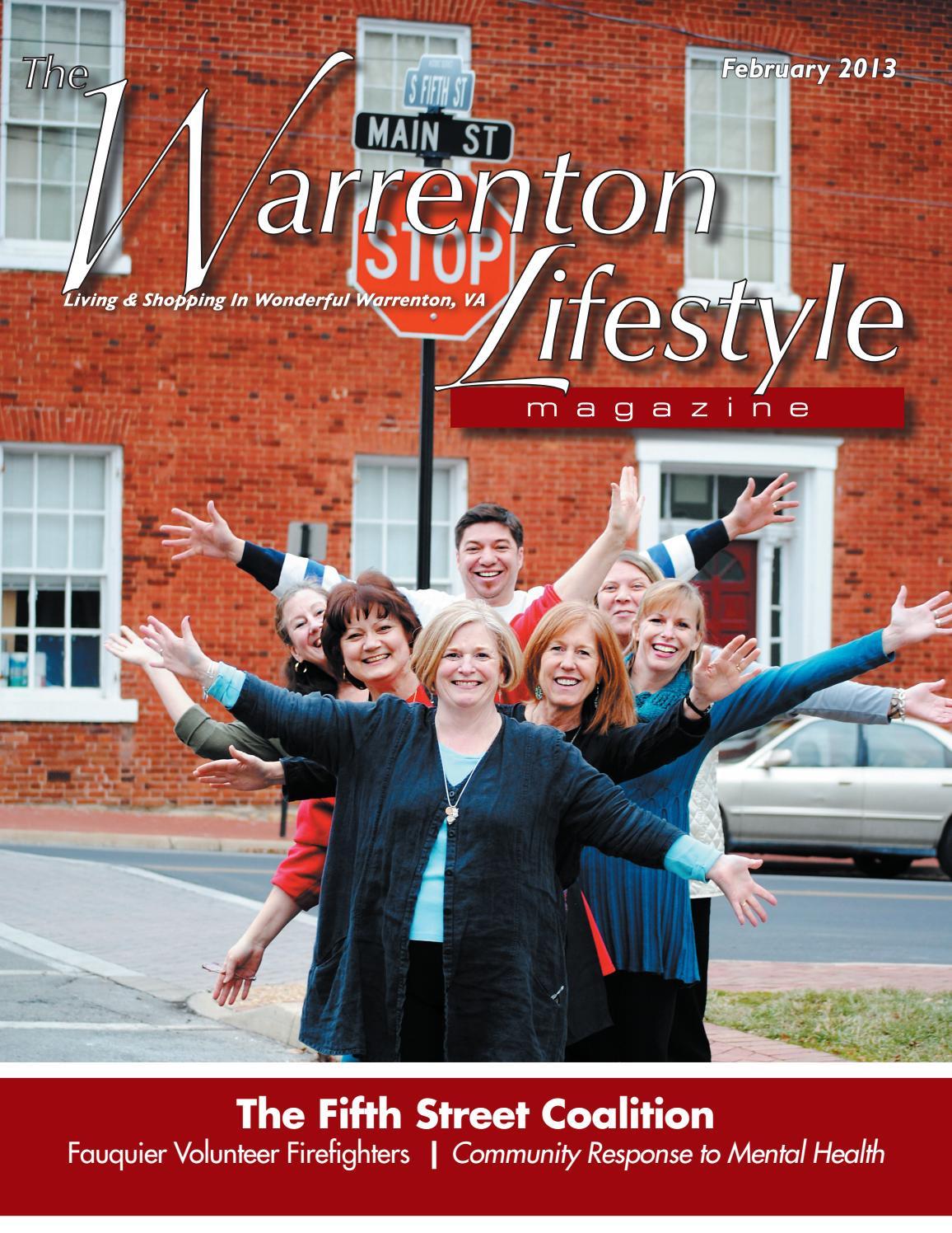 Warrenton Lifestyle Magazine February 2013 By Piedmont Publishing Group Issuu