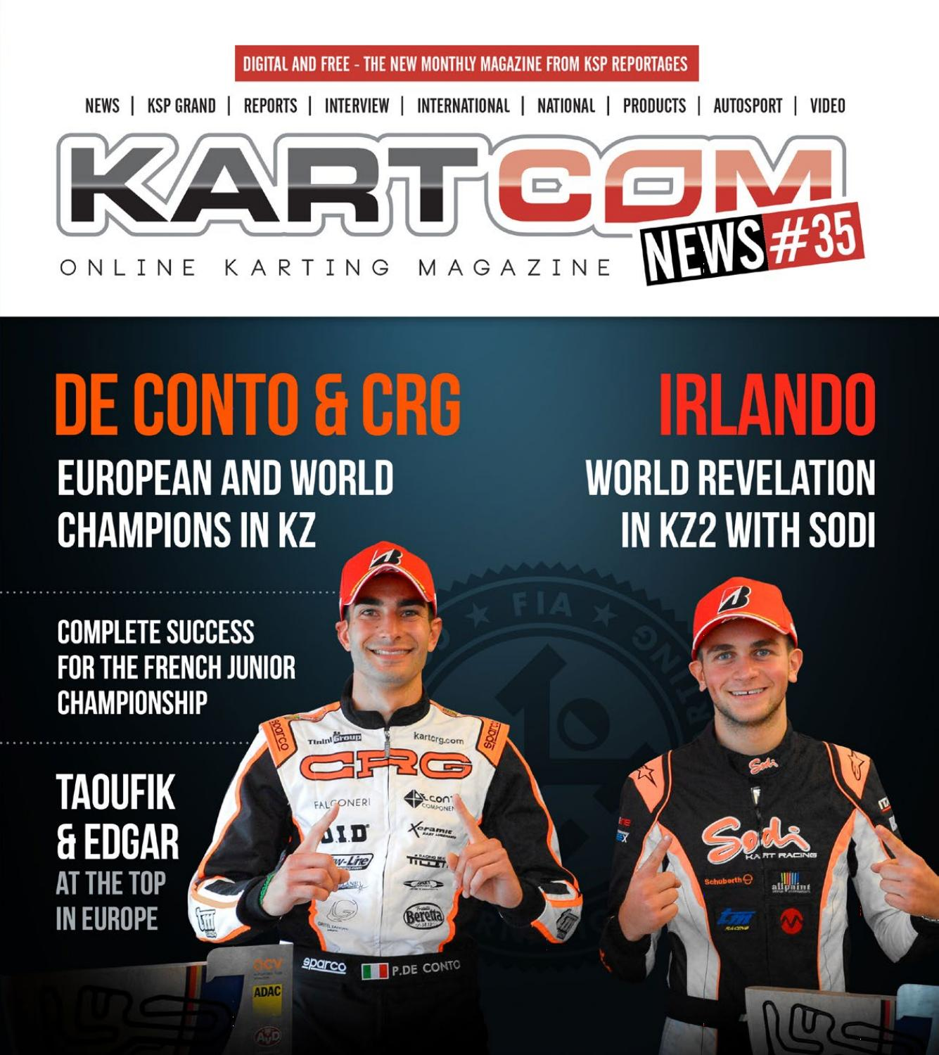 c9549df18a KARTCOM News  35 ( english version ) by KARTCOM News - issuu