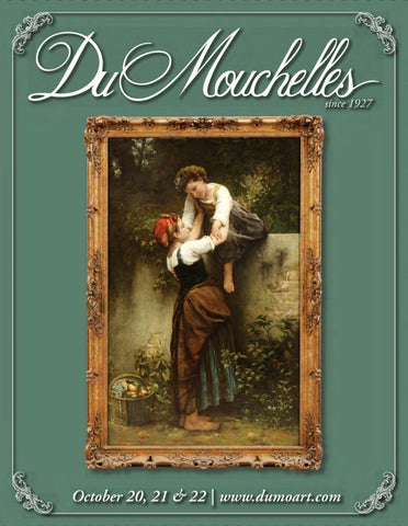 DuMouchelle Art Gallery 2017 October 20th 22nd Auction By