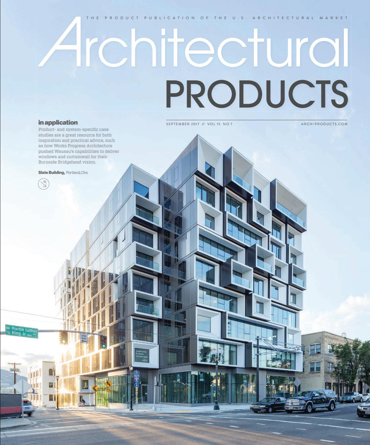 Architectural Products - September 2017 by Construction Business ...
