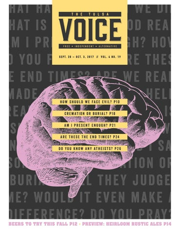 5c44b4ea7aafb3 The Tulsa Voice | Vol. 4 No. 19 by The Tulsa Voice - issuu