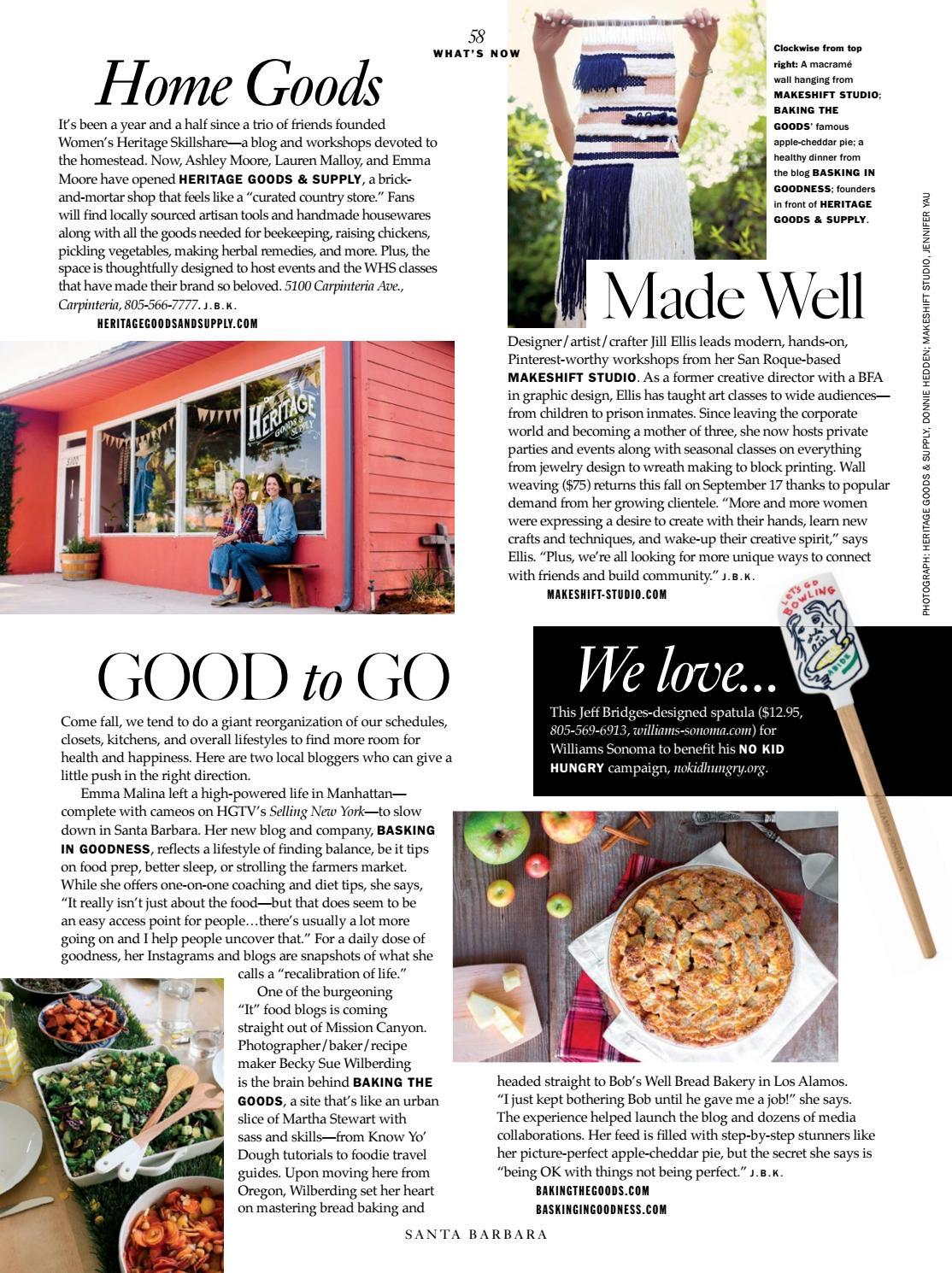 Best of 2014 by Santa Barbara Magazine - Issuu