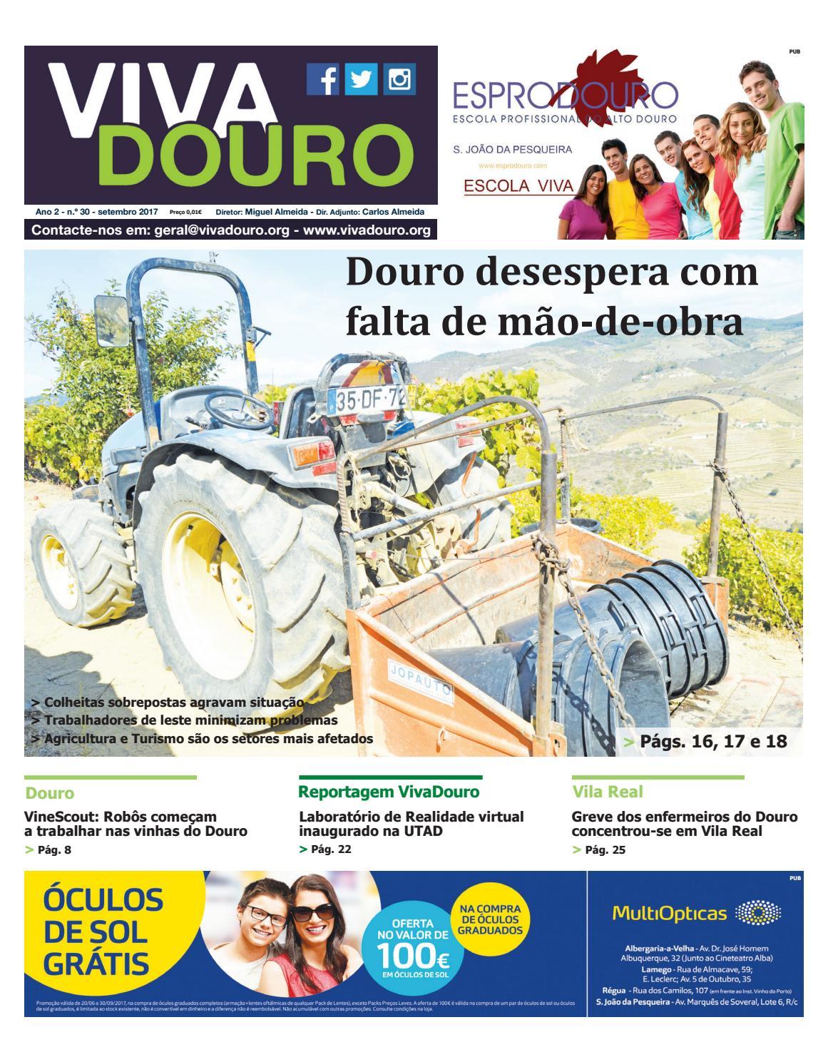 3e1dcdaac595e Jornal vivadouro setembro 2017 by Carlos Almeida - issuu