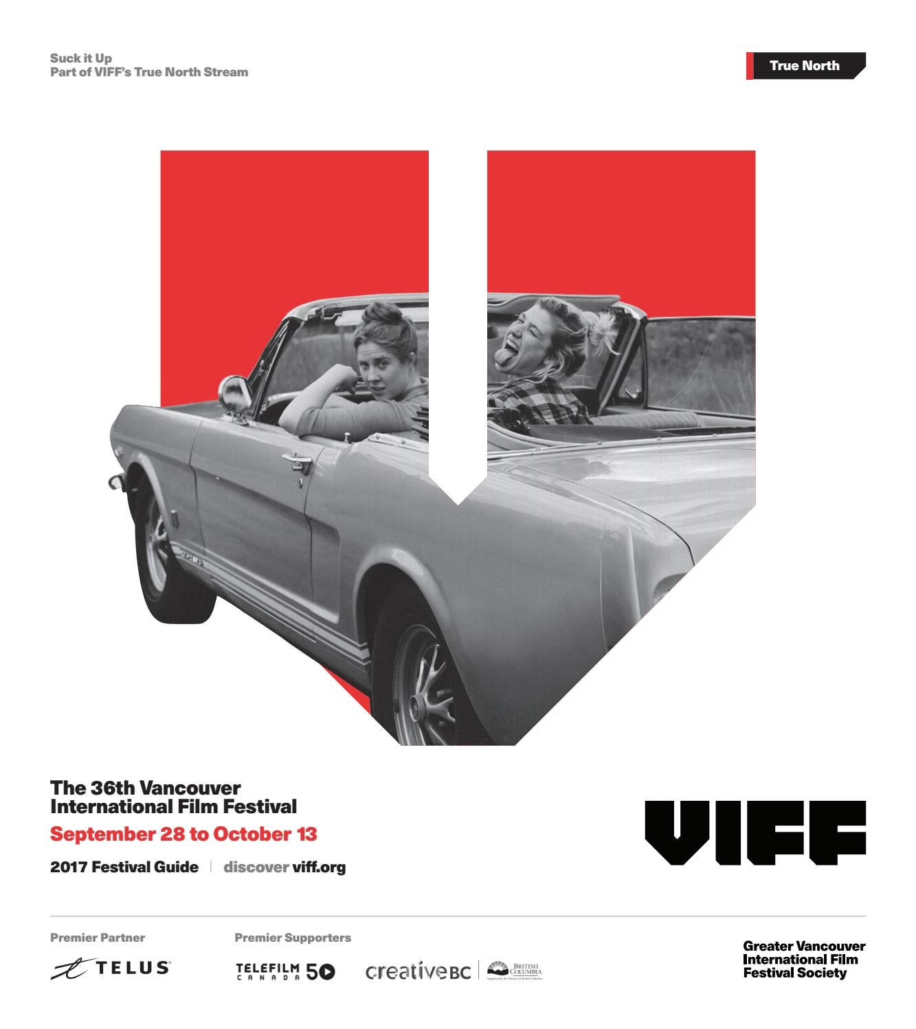 The Vancouver International Film Festival Program Guide 2017 by