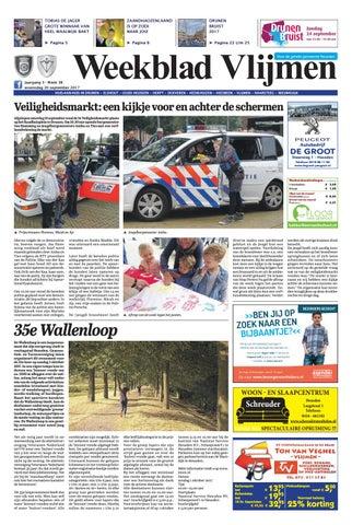 Autobedrijf De Toekomst Vlijmen.Weekblad Vlijmen 20 09 2017 By Uitgeverij Em De Jong Issuu