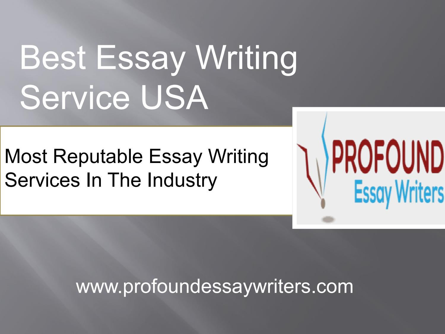 Our Writing Services
