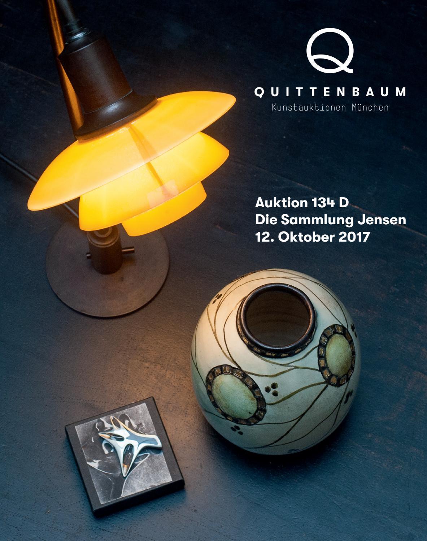 Auction 134 D | Jensen Collection | Quittenbaum Art Auctions By Quittenbaum  Kunstauktionen GmbH   Issuu
