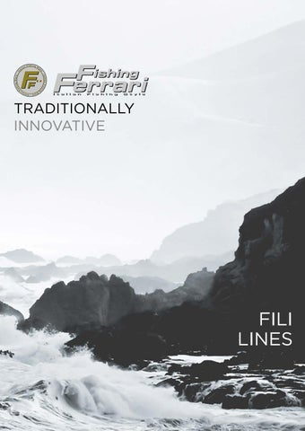 Fishing Ferrari - Monofilaments & Braids by lineaeffe - issuu