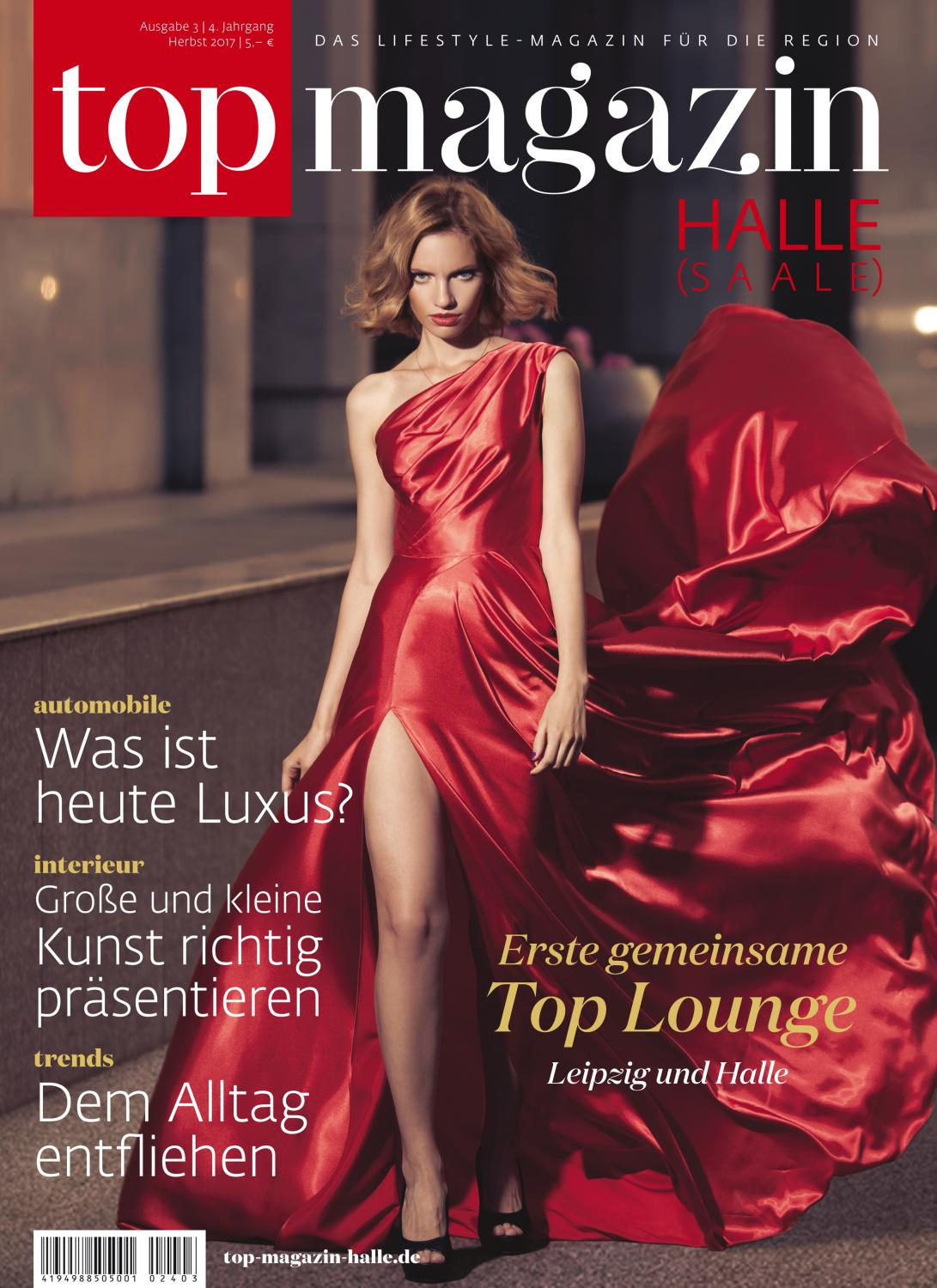Top Magazin Halle Herbst 2017 by Top Magazin - issuu