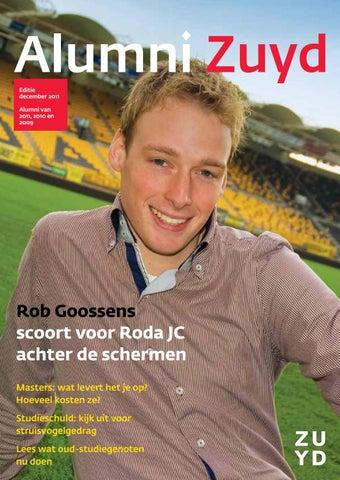 Alumni Zuyd Magazine Editie December 2011 By Borgerpark Media Issuu