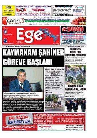 369481d831616 20 eylül 2017 çarşamba by EGE GAZETESİ - issuu