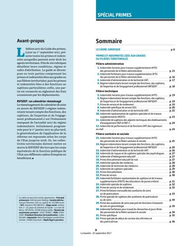 be0e6a7c23b Spécial Primes 2017 de La Gazette des Communes by INFOPRO DIGITAL ...
