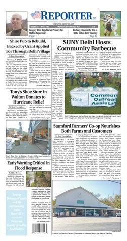Walton Reporter 0920 By Chris Esolen Issuu