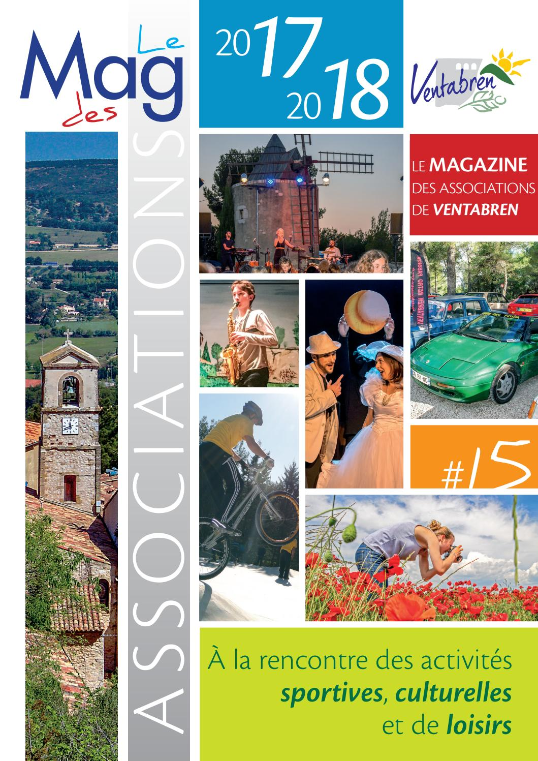 Magazine Des Associations N15 By Mairie De Ventabren Issuu